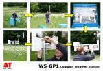 Statie meteorologica compacta WS-GP1
