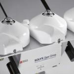 Dispozitivul de urmarire solara SOLYS Gear Drive