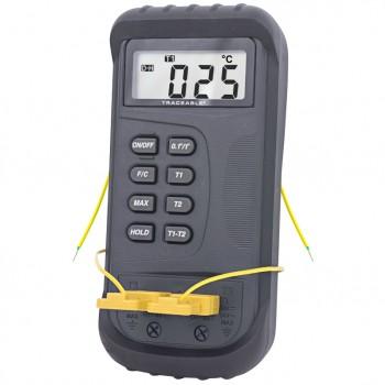 Termometru doua canale 4135