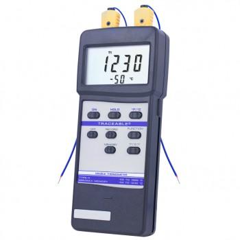 Termometru doua canale 4137