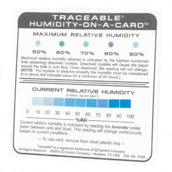 Higrometru card 4192