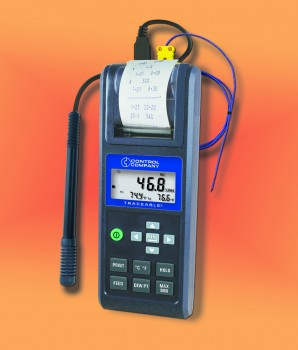 Termohigrometru cu tiparire 4181