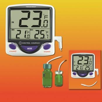 Termometre pentru frigidere si camere frigorifice