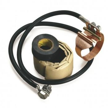 Kit de pamantare cablu coaxial