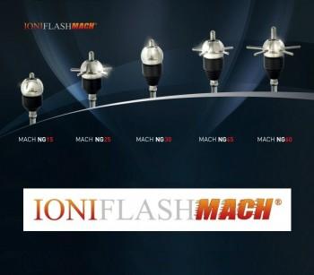 Paratrasnete IONIFLASH Mach