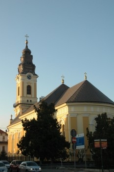 Catedrala Greco-Catolica Sf. Nicolae Oradea