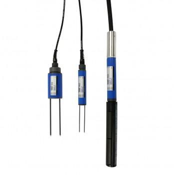Senzori TDR pentru masurarea umiditatii solului