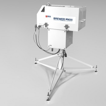 Spectrofotometrul Brewer MkIII