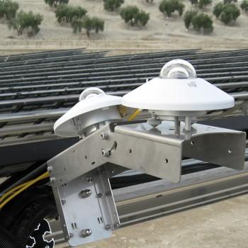 Masurarea radiatiei solare in centrale solare