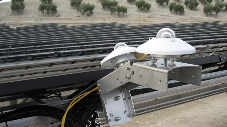 Piranometru de precizie de la Kipp & Zonen pentru monitorizarea centralelor PV