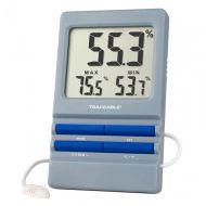 Termohigrometru cu sonda externa si alarma 4154