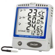 Termometru cu inregistrarea datelor pe card SD pentru frigidere/congelatoare 6401