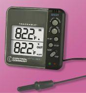 Termometru 4 alarme 4140