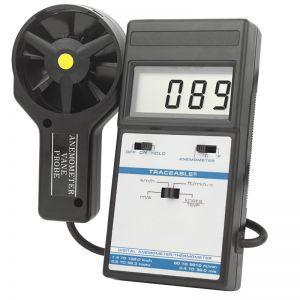 Anemometru/termometru digital 4091