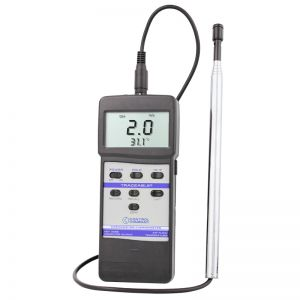Anemometru/termometru Hot Wire 4330