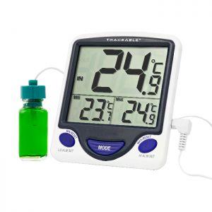 Termometre Jumbo pentru frigider /congelator 4548