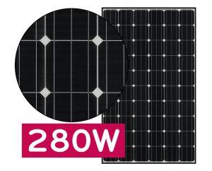 Panou solar fotovoltaic monocristalin LG280S1C-B3